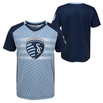 MLS Sporting Kansas City Boys' Jersey