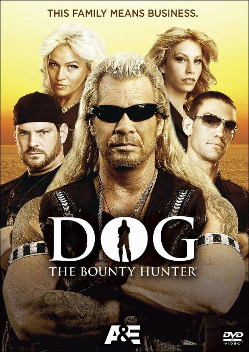 Dog the bounty hunter:This family mea (DVD) - image 1 of 1