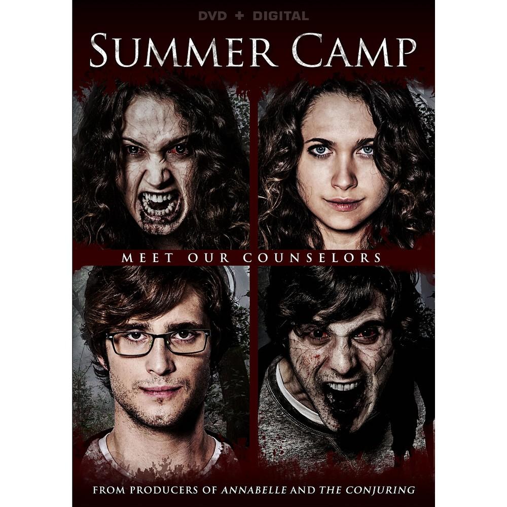 Summer Camp (Dvd), Movies