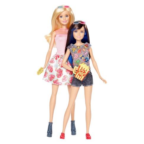 Barbie Sisters Barbie & Skipper Doll 2pk - image 1 of 4