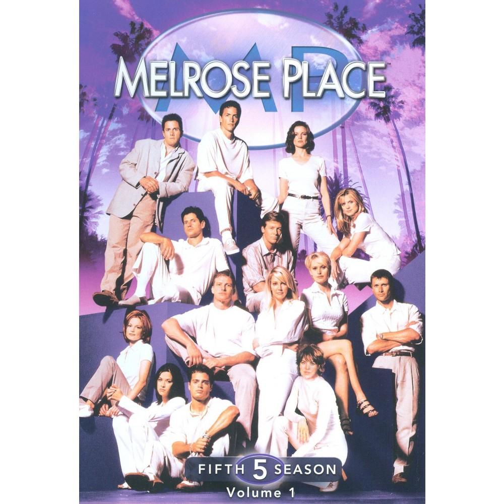 Melrose Place: Fifth Season, Vol. 1 (4 Discs) (dvd_video)