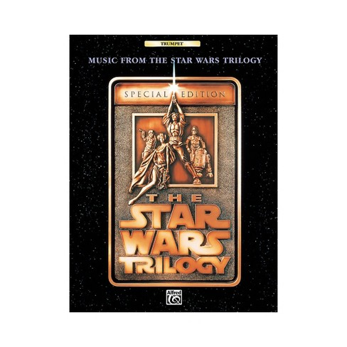 Alfred The Star Wars Trilogy Special Edition Trumpet - image 1 of 1