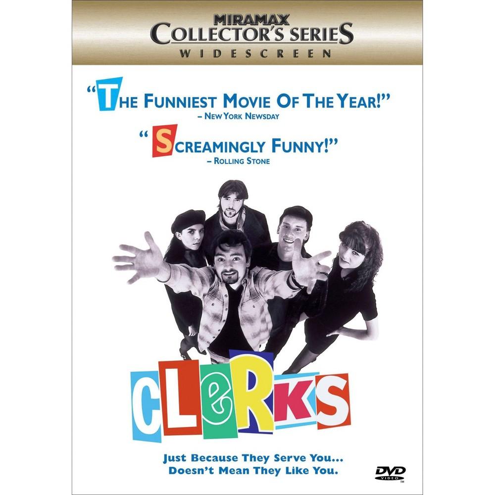 Clerks (Dvd), Movies