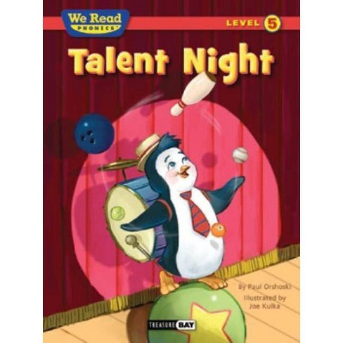 Talent Night - (We Read Phonics - Level 5 (Quality)) by  Paul Orshoski (Paperback) - image 1 of 1