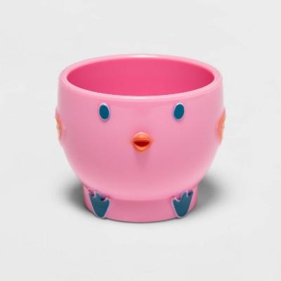 Plastic Egg Holder Pink - Spritz™