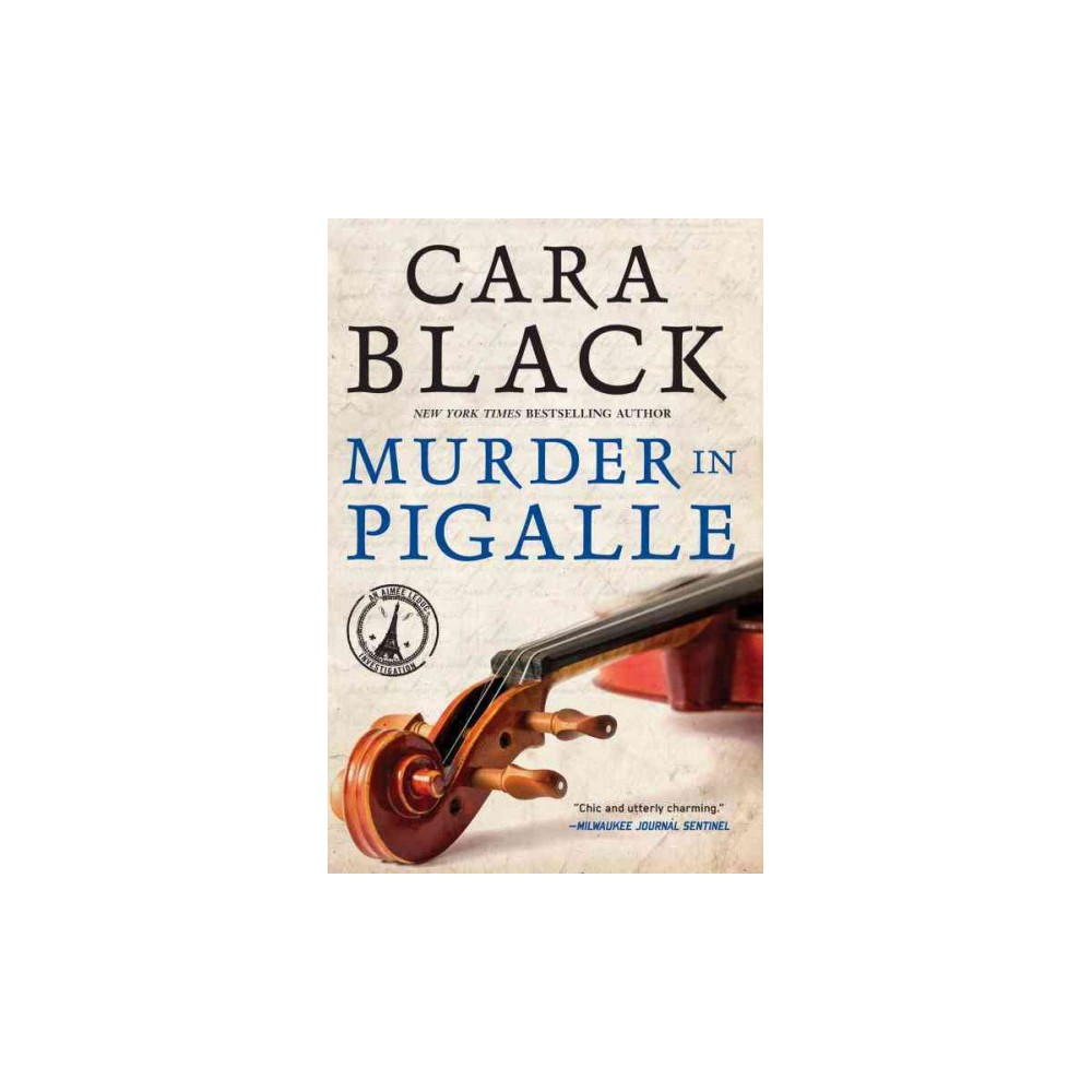 Murder in Pigalle - Reprint by Cara Black (Paperback)