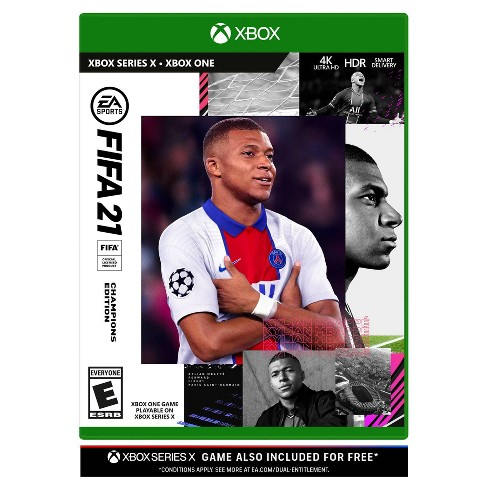 FIFA 21: Champions Edition - Xbox One/Series X - image 1 of 4