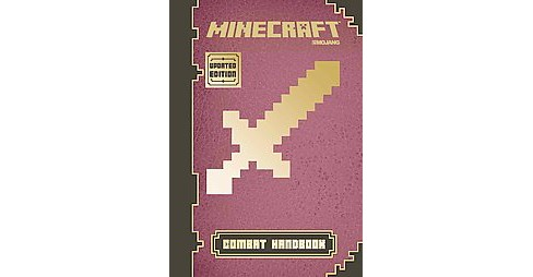 Combat Handbook ( Minecraft) (Updated) (Hardcover) by Stephanie  Milton - image 1 of 1