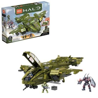 Mega Construx HALO Infinite Pelican Inbound Construction Set