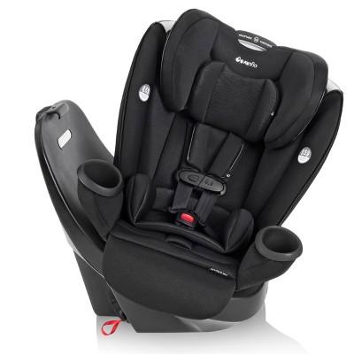 Evenflo Gold Revolve360 Rotational Convertible Car Seat - Onyx