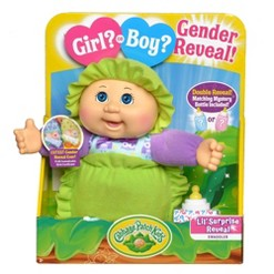 """""""Cabbage Patch Kids 9"""""""" Deluxe Lil' Surprise Reveal"""""""