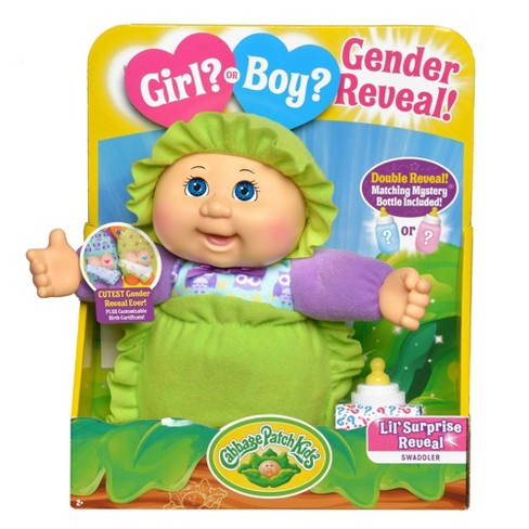 "Cabbage Patch Kids 9"" Deluxe Lil' Surprise Reveal - image 1 of 3"