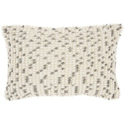 Indoor/Outdoor Dots Throw Pillow - Mina Victory
