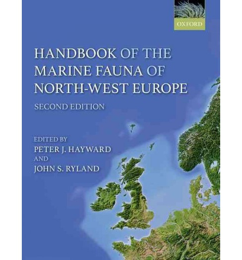Handbook of the Marine Fauna of North-West Europe (Hardcover) - image 1 of 1