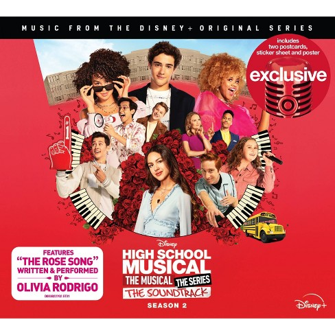 Various Artists - High School Musical: The Series Season 2 Soundtrack (Target Exclusive, CD) - image 1 of 2