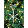 Creativity for Kids Beaded Snowflake Ornaments - image 4 of 4