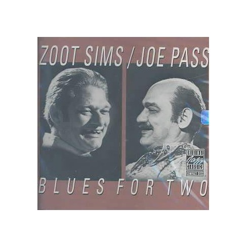 Zoot Sims &  Joe Pass - Blues for Two (CD) - image 1 of 1
