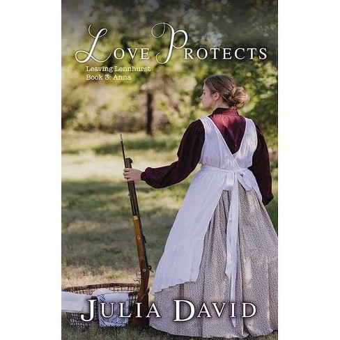 Love Protects - by  Julia David (Hardcover) - image 1 of 1