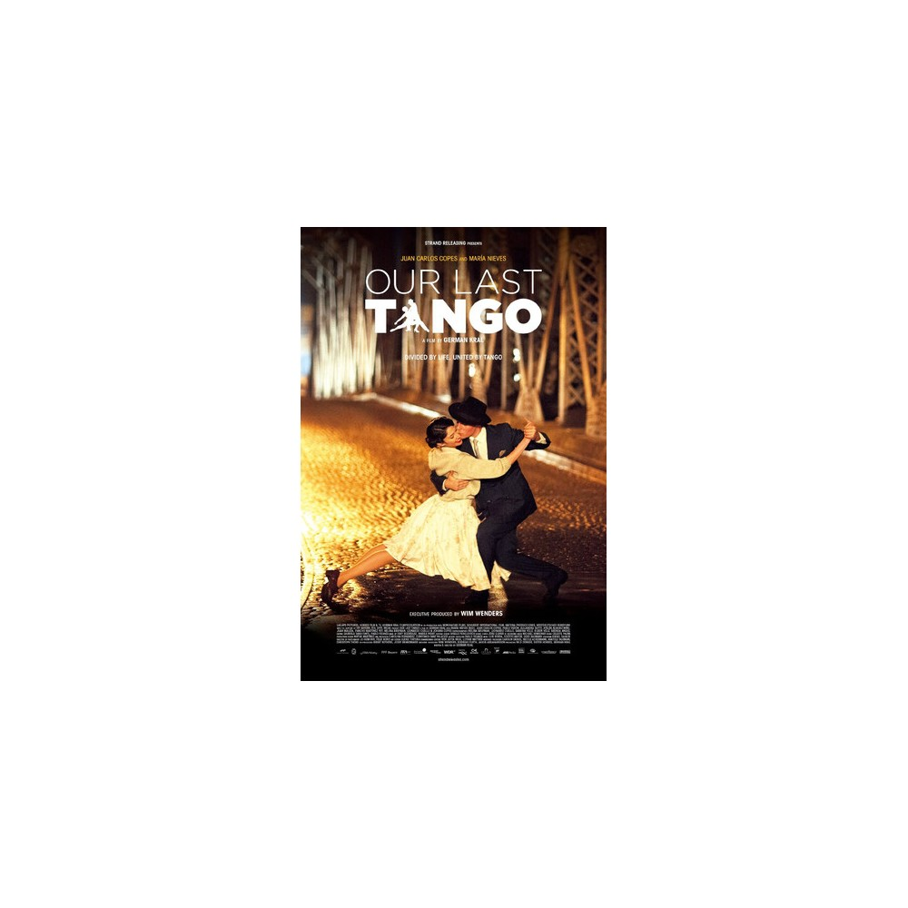 Our Last Tango (Dvd), Movies