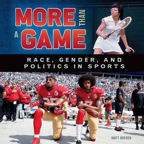 More Than a Game - by  Matt Doeden (Hardcover) - image 1 of 1