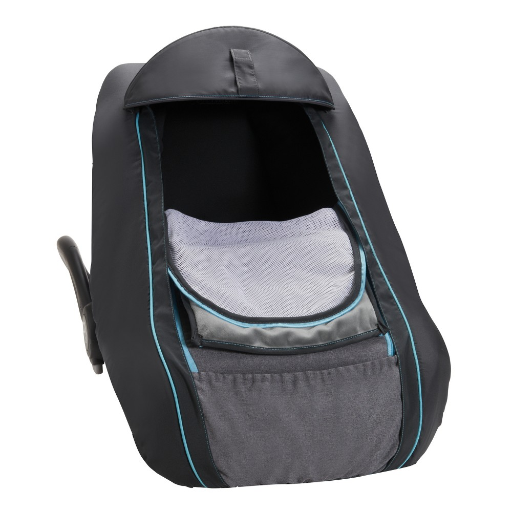 Munchkin Brica SmartCover Infant Car Seat Cover Gray