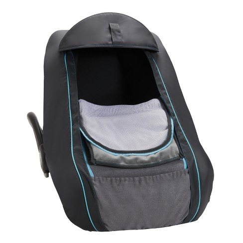 Brica SmartCover Infant Car Seat Cover Gray - image 1 of 4