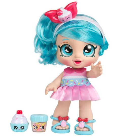 Kindi Kids Snack Time Friends Doll - Jessicake image number null