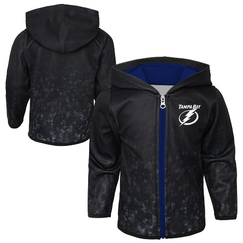 the latest 8dcf0 5a622 Tampa Bay Lightning Toddler Shootout Full Zip Hoodie 18 M