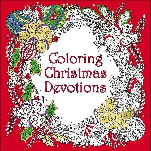 Best Christmas Devotional Ever.Coloring Christmas Devotions Coloring Faith By Zondervan Paperback