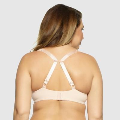Paramour Women's Sensational Convertible Back T-Shirt Bra