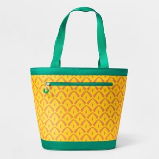 12 Can Pineapple Tote - Sun Squad™