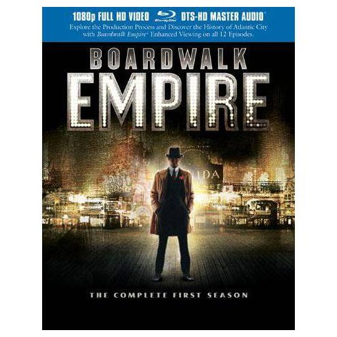 Boardwalk Empire: The Complete First Season (Blu-ray) - image 1 of 1