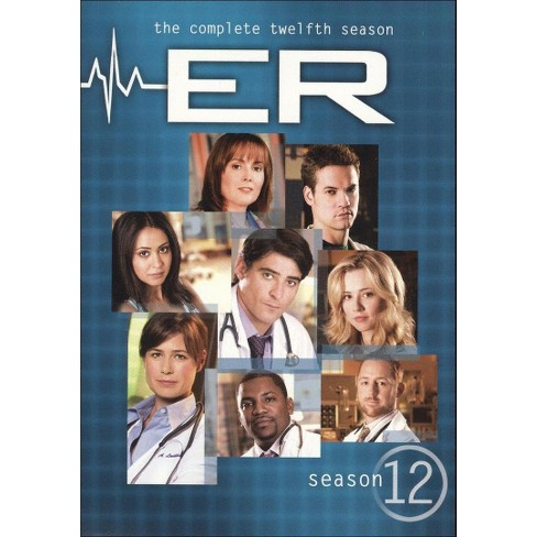 ER: The Complete Twelfth Season [3 Discs] - image 1 of 1
