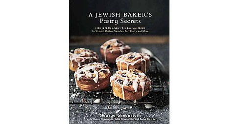 Jewish Baker's Pastry Secrets : Recipes from a New York Baking Legend for Strudel, Stollen, Danishes, - image 1 of 1