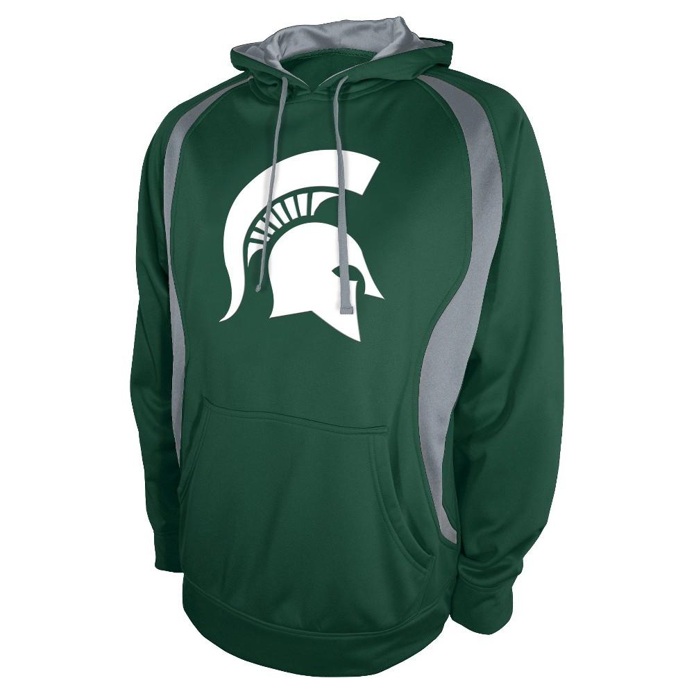 NCAAMichigan State Spartans Men's Sweatshirt - Green S