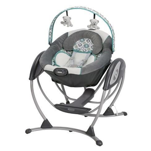 Graco® Glider™ LX Gliding Swing - image 1 of 7
