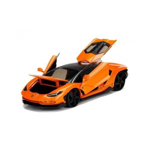 Jada Toys HyperSpec Lamborghini Centenario Die-Cast Vehicle 1:24 Scale Orange - image 1 of 4