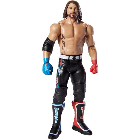 WWE Top Picks AJ Styles Action Figure - image 1 of 4
