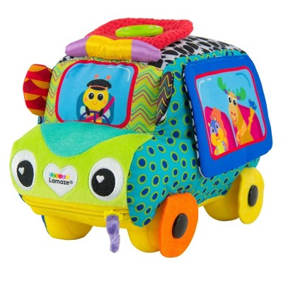 Lamaze Freddie's Activity Bus Baby Toy