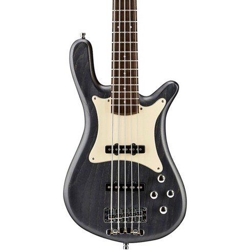 Warwick German Pro Series Streamer CV 5-String Electric Bass Guitar - image 1 of 6