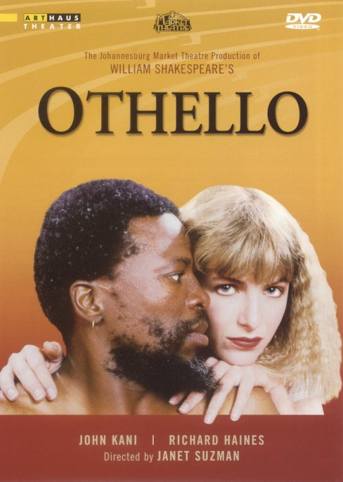 William shakespeare's othello (DVD) - image 1 of 1