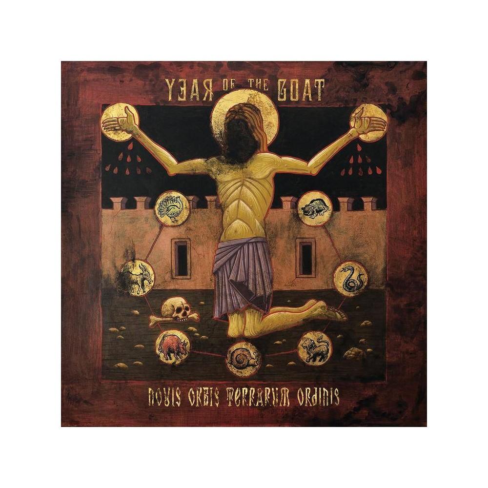 Year Of The Goat Novis Orbis Terrarum Ordinis Explicit Lyrics Cd