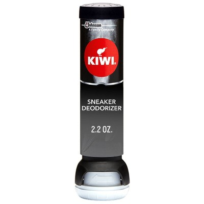 Kiwi Sneaker Deodorizer Shoe Odor Spray - 2.2oz