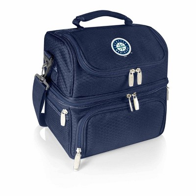 MLB Seattle Mariners Pranzo Dual Compartment Lunch Bag - Blue