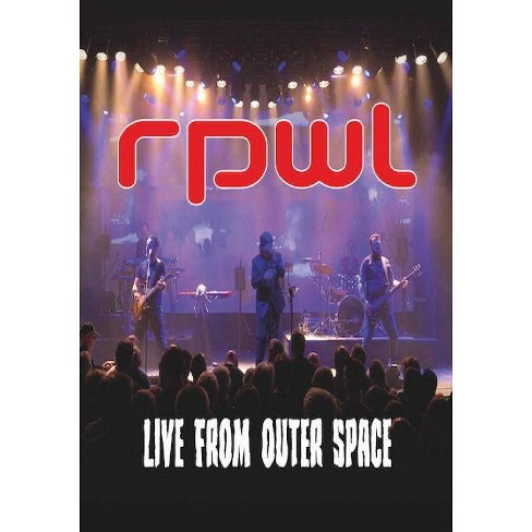 RPWL: Live from Outer Space (DVD) - image 1 of 1