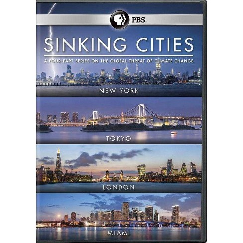 Sinking Cities (DVD)(2019) - image 1 of 1
