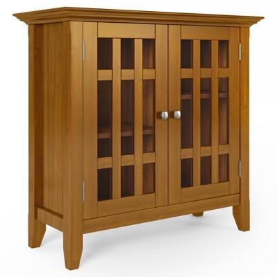 "32"" Freemont Low Storage Media Cabinet - WyndenHall"