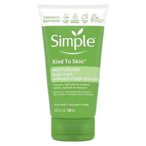 Simple Kind to Skin Moisturizing Facial Wash - 5 fl oz - image 1 of 4