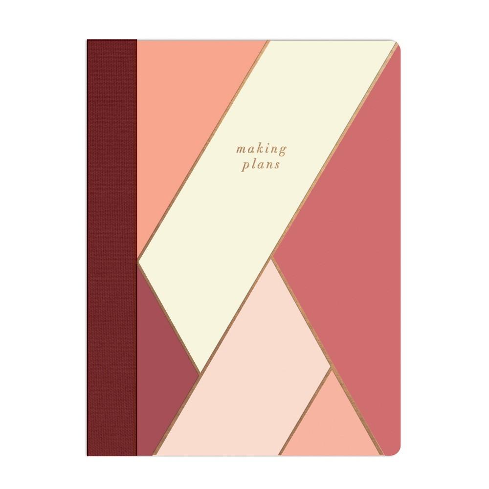 Image of Lined Project Journal Making Plans - Designworks Ink