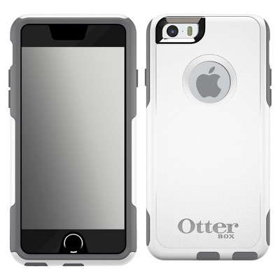 new arrival 624b8 7788a iPhone 6/6S Case – OtterBox® Commuter – White – Target Inventory ...
